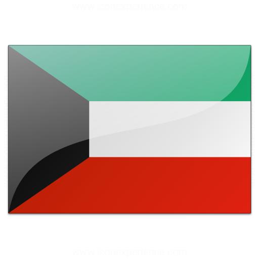 Flag Kuwait Icon