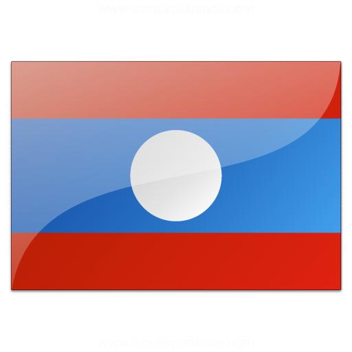 Flag Laos Icon