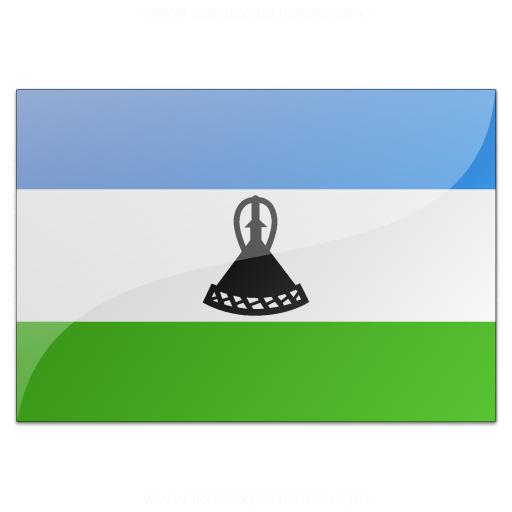 Flag Lesotho Icon