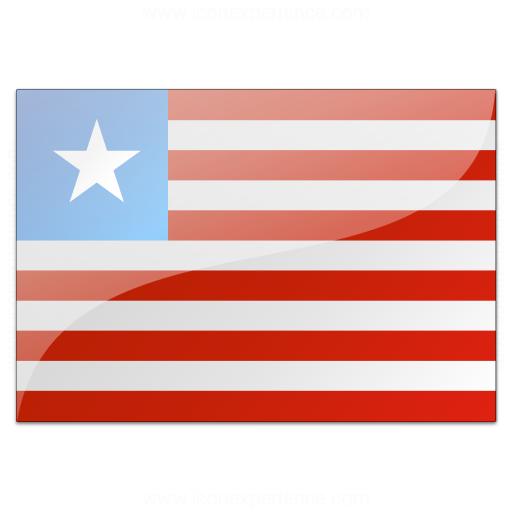 Flag Liberia Icon