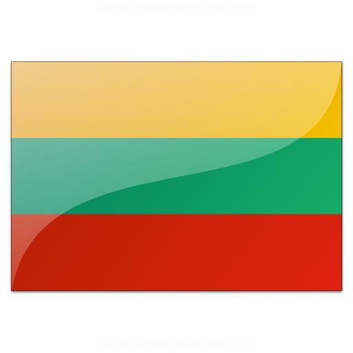Flag Lithuania Icon