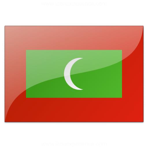 Flag Maldives Icon