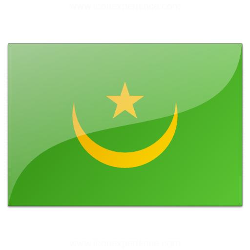 Flag Mauritania Icon