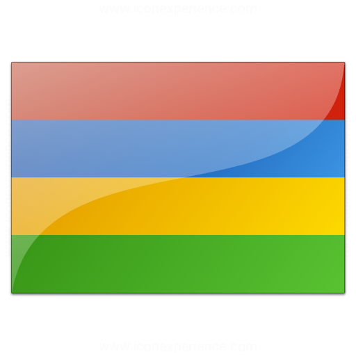 Flag Mauritius Icon