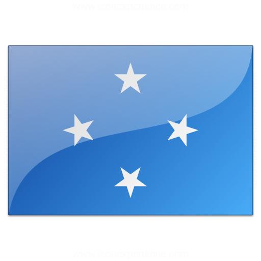 Flag Micronesia Icon