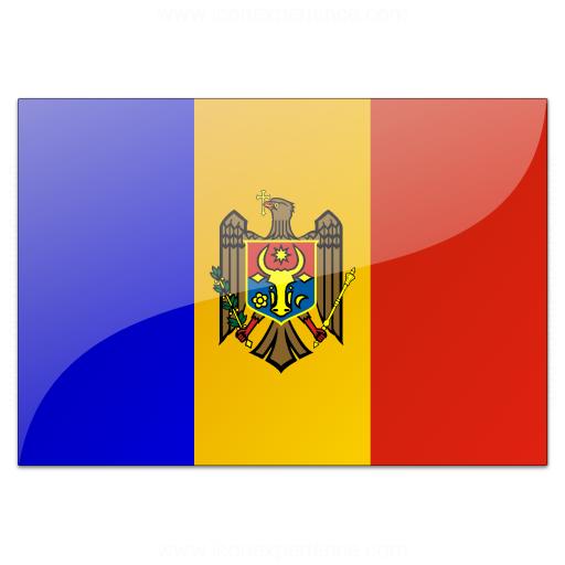 Flag Moldova Icon