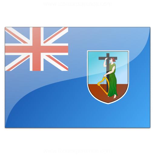 Flag Montserrat Icon