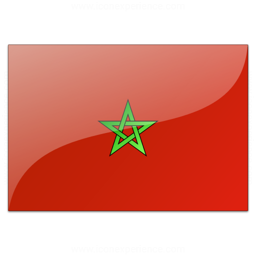 Flag Morocco Icon