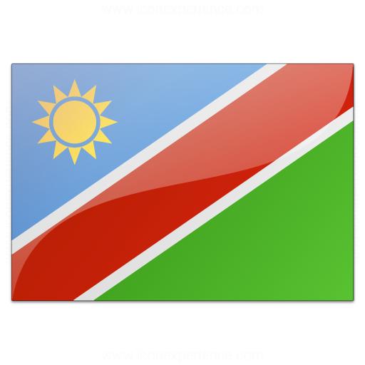 Flag Namibia Icon