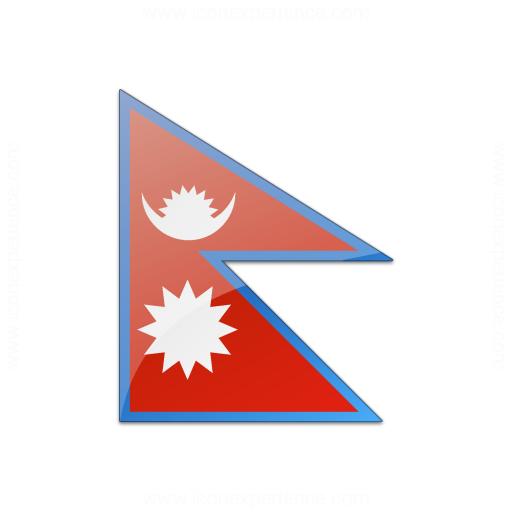 Flag Nepal Icon