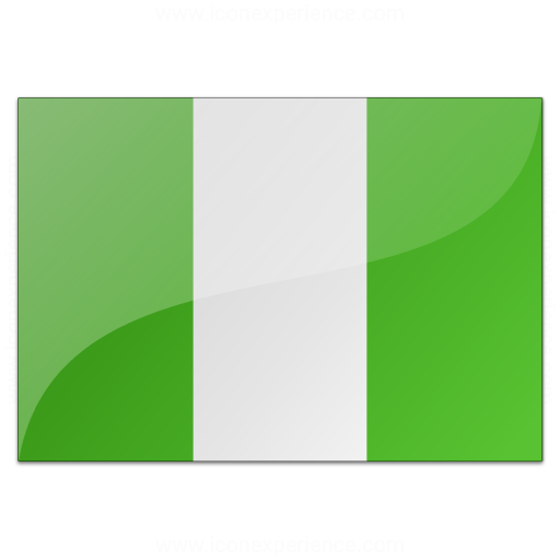 Flag Nigeria Icon