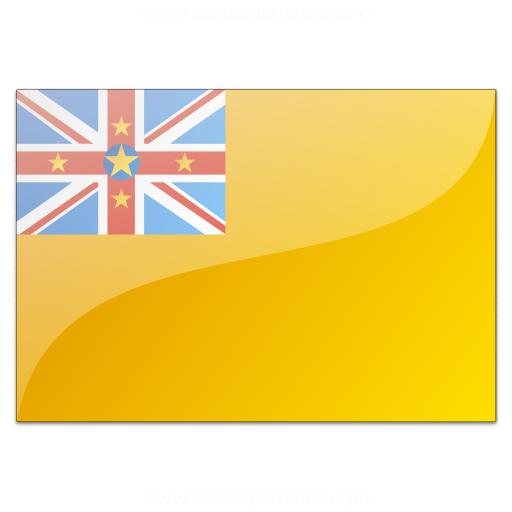 Flag Niue Icon