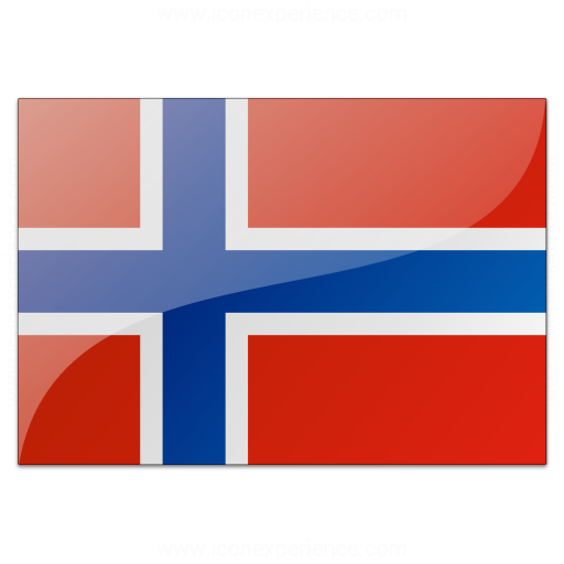 Flag Norway Icon