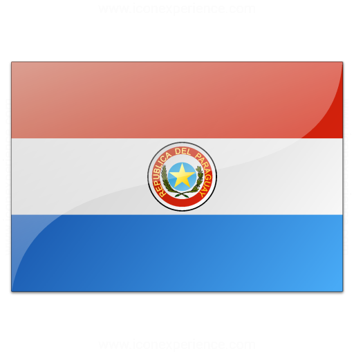 Flag Paraguay Icon