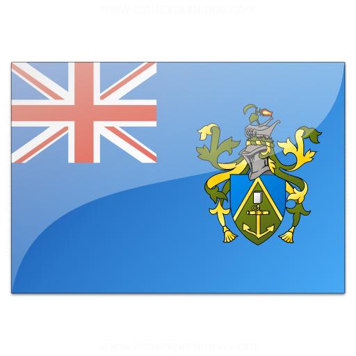 Flag Pitcairn Islands Icon