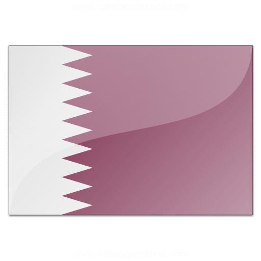 Flag Qatar Icon