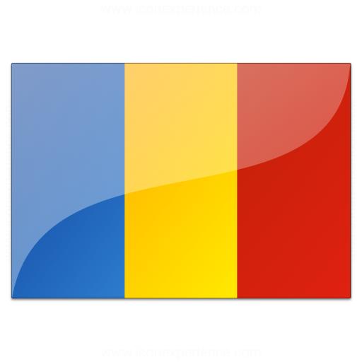 Flag Romania Icon
