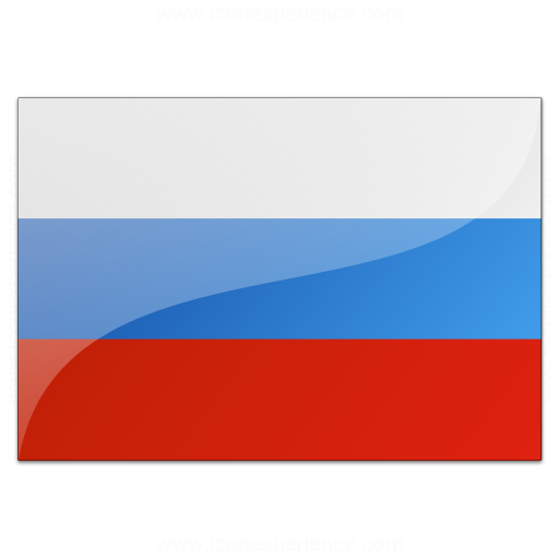 Flag Russia Icon