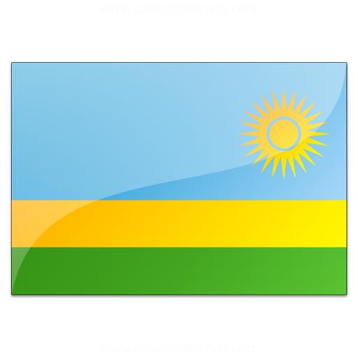 Flag Rwanda Icon