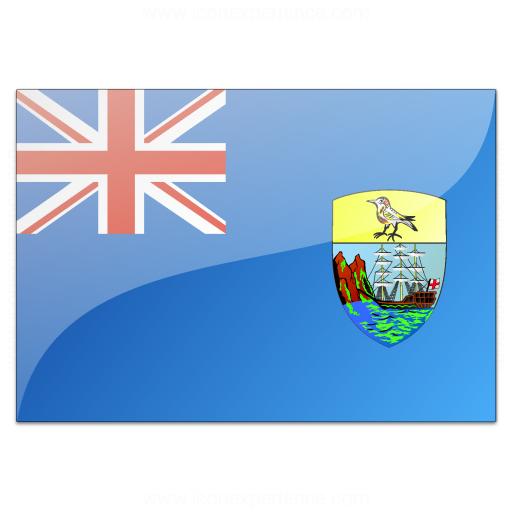 Flag Saint Helena Icon