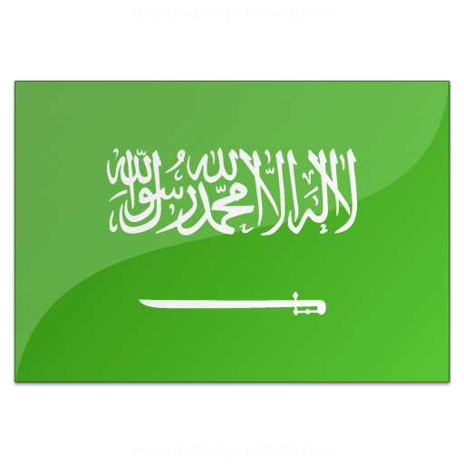 Flag Saudi Arabia Icon