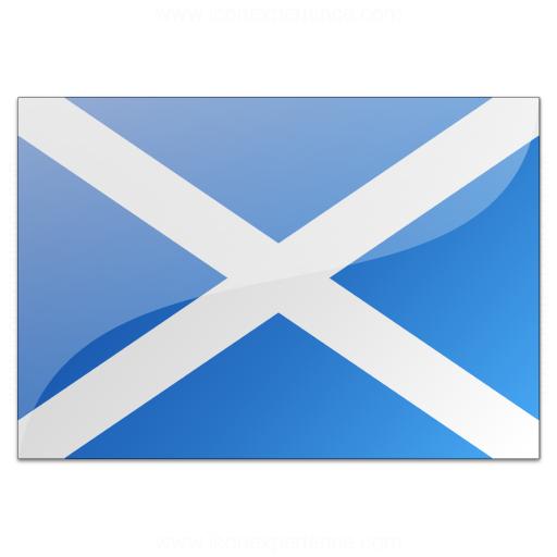 Flag Scotland Icon