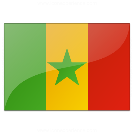 Flag Senegal Icon