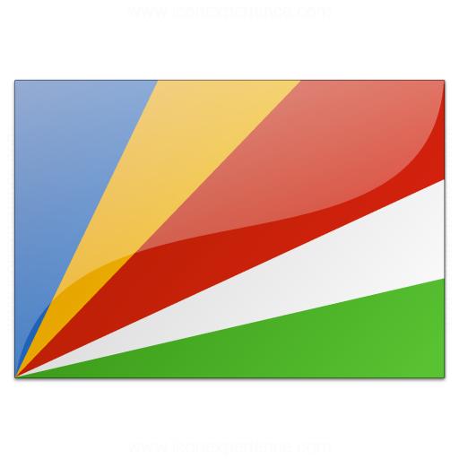Flag Seychelles Icon