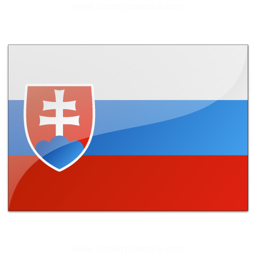 Flag Slovakia Icon