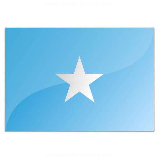 Flag Somalia Icon