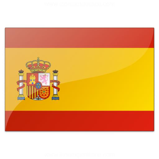 Flag Spain Icon