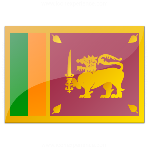 Flag Sri Lanka Icon
