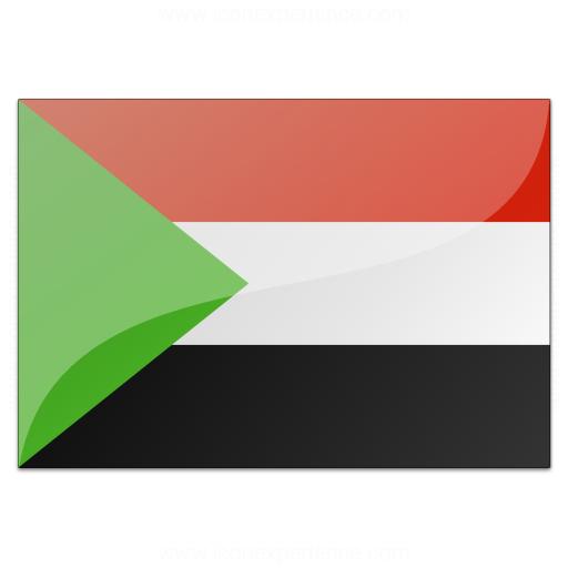 Flag Sudan Icon