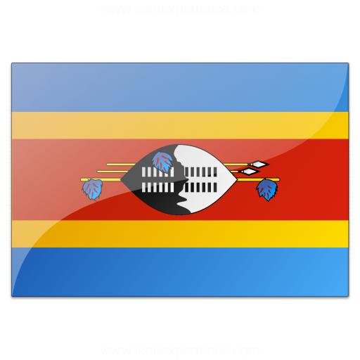 Flag Swaziland Icon