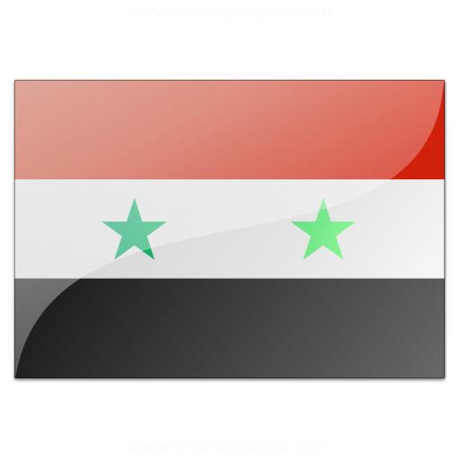 Flag Syria Icon
