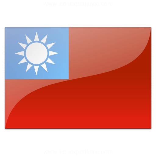 Flag Taiwan Icon