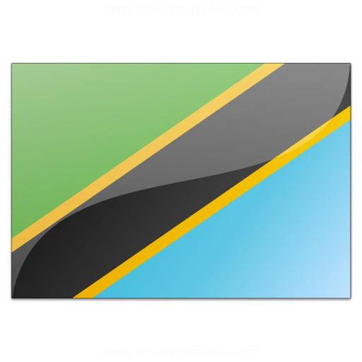 Flag Tanzania Icon