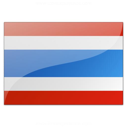Flag Thailand Icon