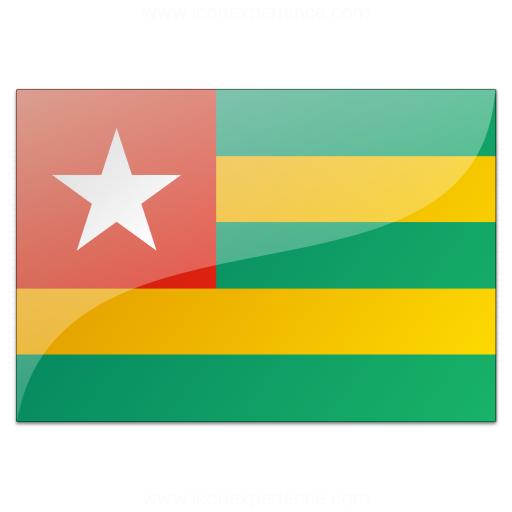 Flag Togo Icon