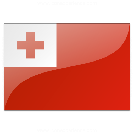 Flag Tonga Icon