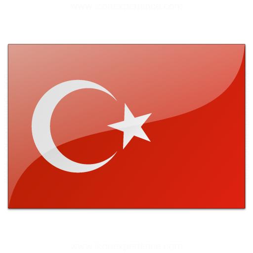 Flag Turkey Icon