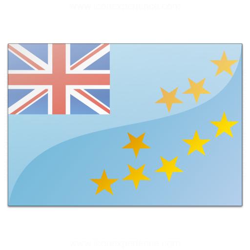 Flag Tuvalu Icon