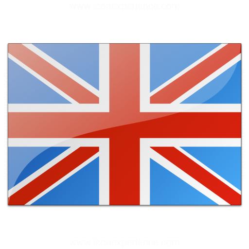 Flag United Kingdom Icon