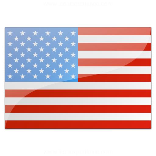 Flag Usa Icon