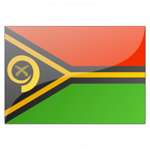 Flag Vanuatu Icon
