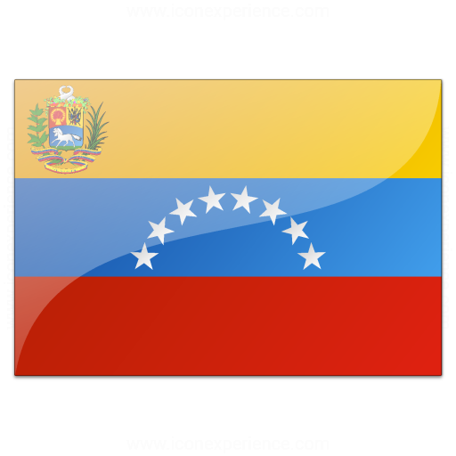 Flag Venezuela Icon