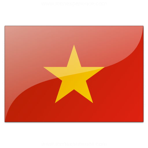 Flag Vietnam Icon