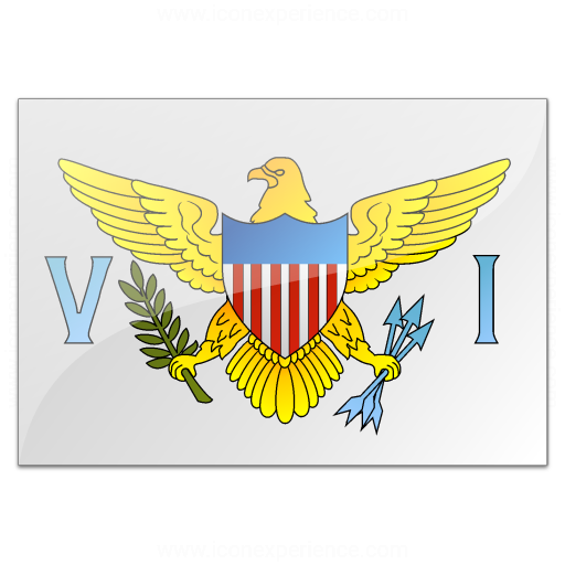 Flag Virgin Islands Icon