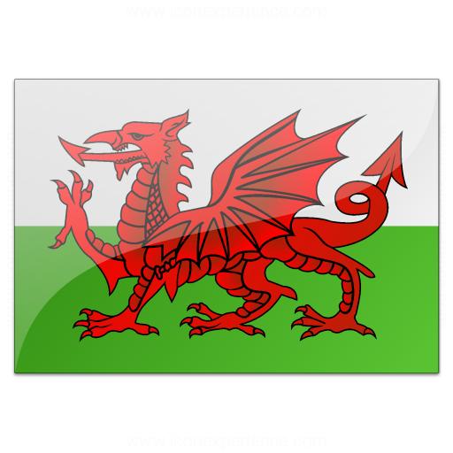 Flag Wales Icon