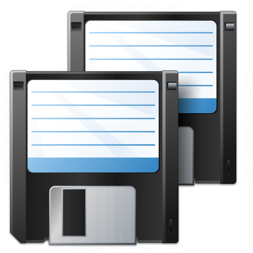Floppy Disks Icon